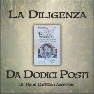 La diligenza da dodici posti: l'audiolibro delle novelle di Andersen