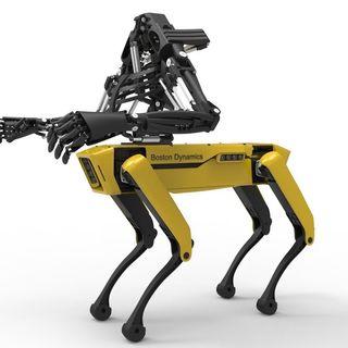 MH#57. Los Robots nos vigilan