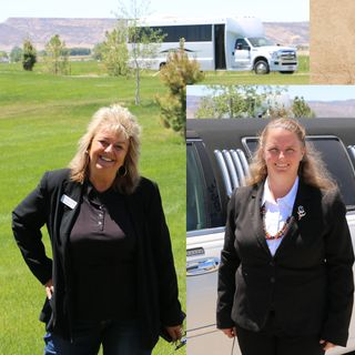 Absolute Prestige Limo and Ranch - Shirleen Hutton and Jolene Owens on Big Blend Radio