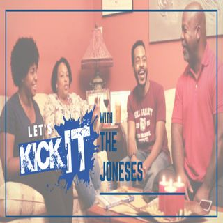 "Now Hear This: Let's Kick It w The Joneses ""We Know You Got Soul.... Soul Food That Is"""