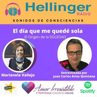 """Marianela Vallejo """"El día que me quedé sola"""""""