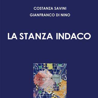 """Costanza Savini """"La stanza indaco"""""""