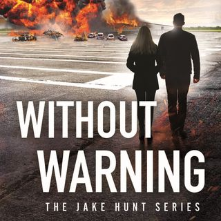 Jed Hart Author - Without Warning