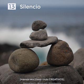 13 Silencio
