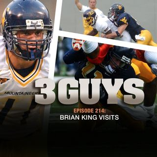 Brian King with Tony Caridi and Brad Howe