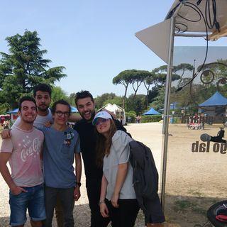 #roma Villaggio per la Terra - Sanzoni, Piotta & EDU Tube Italia