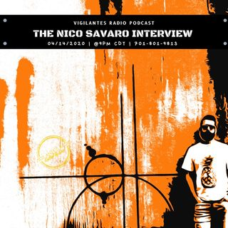 The Nico Savaro Interview.