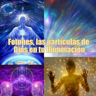 #156 Fotones, las partículas inteligentes de Dios (Podcast)