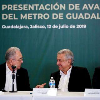 Garantiza AMLO seguridad en Jalisco