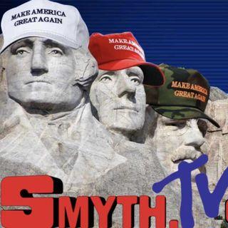 (AUDIO) SmythTV! 8/22/19 #ThursdayThoughts Racism Exposed @DNC #NewFacesOnMountRushmore