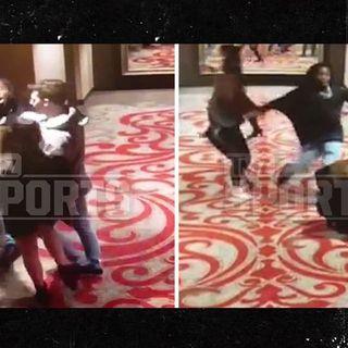 Kareem Hunt Video of Him Hitting A Woman