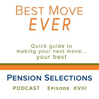 Ep 18 Pension Selections