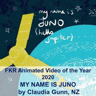 My Name Is Juno Hello Jupiter - Claudia Gunn