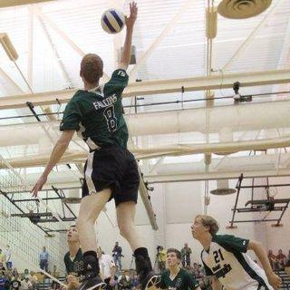 2017-18 Saint Joe's Volleyball
