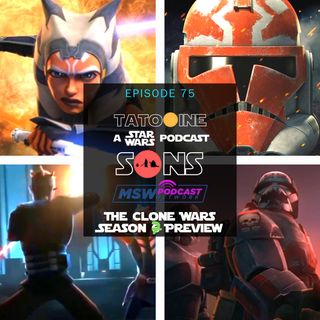 The Clone Wars Season 7 Preview!