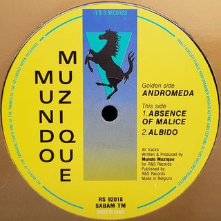 Mundo Muzique - Andromeda