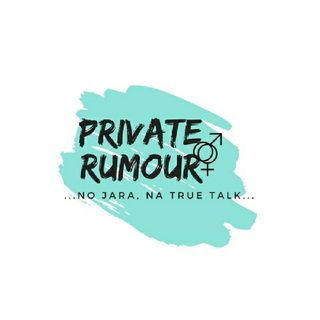 Welcome To Private Rumour - S01E01