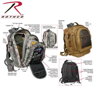 Build a better bug out bag with Aircorpcamo