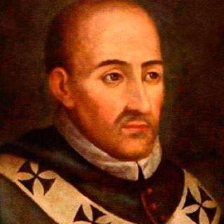 Santo Toribio de Mogrovejo, obispo