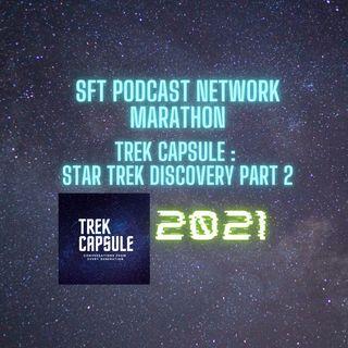 2021 Marathon Star Trek Discovery Part 2