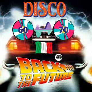 """Radio40 """"Back to the Future ANNI '60-70"""""""