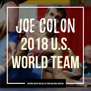 World team member Joe Colon - OTM545