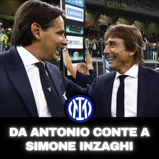 Da Antonio Conte a Simone Inzaghi: downgrade tecnico?