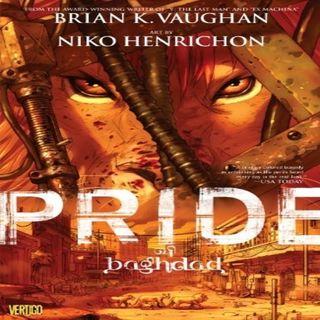 Source Material Live: Pride of Baghdad (2006)