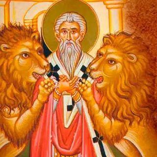 Domingo XXIX T.O. San Ignacio de Antioquía