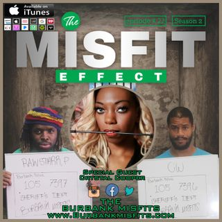 The 69 effect w/ Crystal Cooper (OUR 69TH PODCAST)