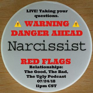 """""""Red Flags & Warning Signs of Narcissists"""""""