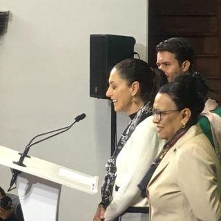 Empleados de gobierno formarán cinturón de paz: Sheinbaum