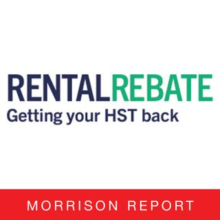 How You Can Get Rebates on the HST You Paid