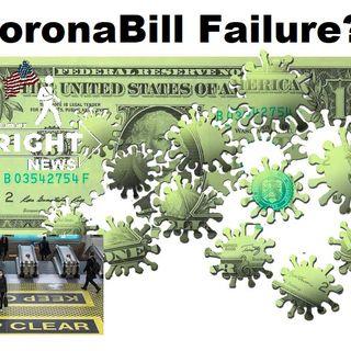 THE CORONABILL FAILS MANY ALREADY SUFFERING