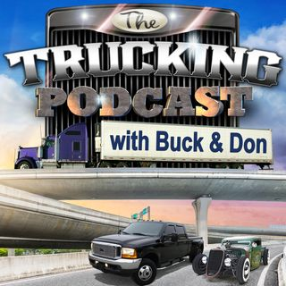 211. Three Hot Shot Trucking Game Changers, DOT Cop In The Studio