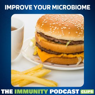 Typical Western Diet and Supplements for Your Microbiome
