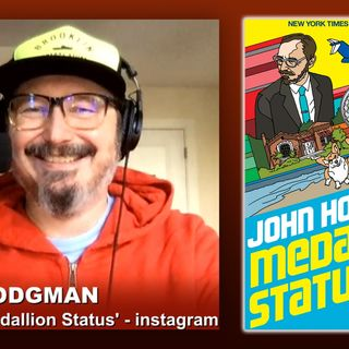 Triangulation 421: John Hodgman: Medallion Status