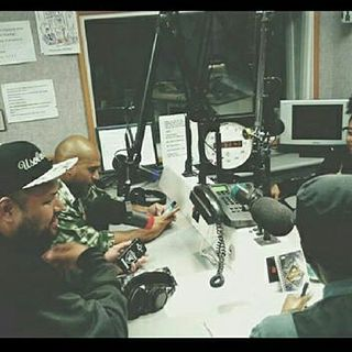 A.L.O.F.A.S. Episode #6 KPFK Safe Harbor Poetry Showcase With Usolosopher, Abdul Hood, and Nakia Ricks