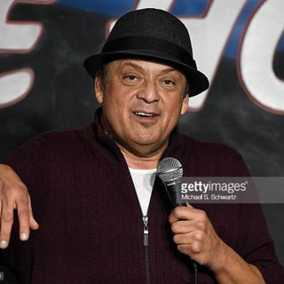 COMEDY LEGEND PAUL RODRIGUEZ!