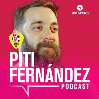 Rock FC: Piti Fernández - Aunque le den otra vuelta de tuerca, el amor por Huracán no cambia