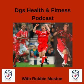 Robbie Mustoe- part 1