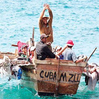 El regreso de America Latina - Cuba, piedi asciutti e piedi bagnati