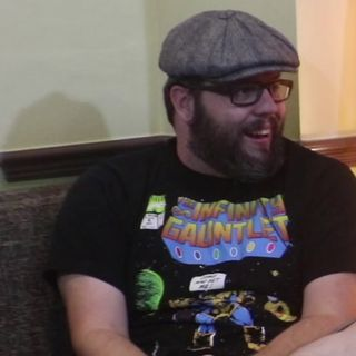 Broke Down & Four Dead Bodies with Comic Creator Travis Gibb on the Hangin With Web Show