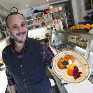 Toronto Restaurateur Anthony Rose Loves Jewish Food