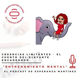048. Cuento del elefante encadenado y creencias limitantes