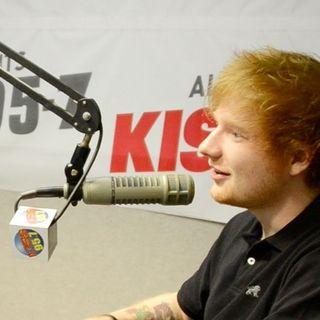 Ed Sheeran tries to stump JB Wilde