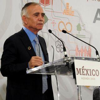 Admite Presidencia que México necesita crecer
