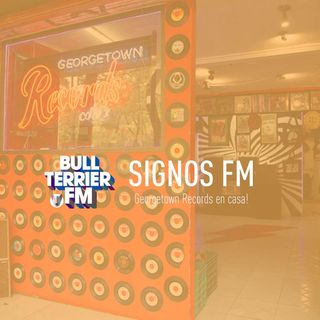 SignosFM #664 Georgetown Records en casa!