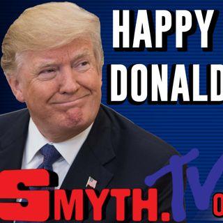 SmythTV! 6/14/19 #FridayFeeling Happy Birthday Mr. President - #FlashbackFriday