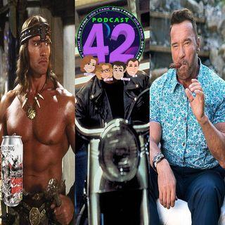 No 134: Arnold Schwarzenegger